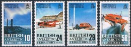 Territoire Antarctique Britannique - 30e Anniversaire De L'expédition Transantarctique Du Commonwealth 168/171 ** - Territoire Antarctique Britannique  (BAT)