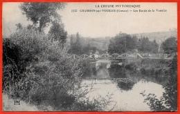 CPA 23 La Creuse Pittoresque CHAMBON-sur-VOUEIZE (écrite Par Un Soldat Du Camp De La Courtine) ° PM N° 1522 - Chambon Sur Voueize