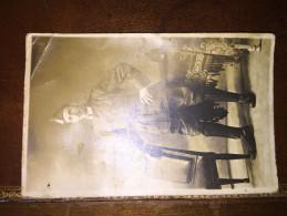 16G1 - Photo Carte Militaire Belge Cavalier 2ème Lancier Arthur Rabeux 1925 - Geïdentificeerde Personen