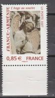 France 2007 - Y & T - Neuf - N° 4059  - France-Arménie - L'Ange Au Sourire - Neufs