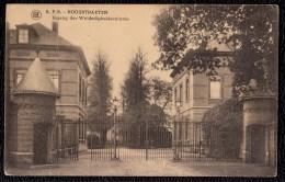 """HOOGSTRATEN - """" INGANG WELDADIGHEIDSCOLONIE """" Met Enkelcirkel Schilde 1931 - Hoogstraten"""