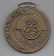 Portugal : Sport : Médaille Mairie De Fafe : 8° Tournoi De Footsal Jeune Féminin 2009 - Other