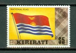 Kiribati 1980 National Flag  MNH Yv 32**, SG 135**, Mi 353** - Kiribati (1979-...)