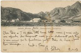 Pella Catholic Mission Namaqualand  P. Used Pella 1907 To Springbokfontein Malinowski Bishop Simon Edit Ledermann Wien - Afrique Du Sud
