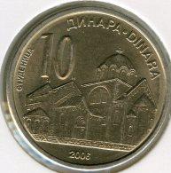 Serbie Serbia 10 Dinara 2006 UNC KM 41 - Serbia