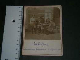 """TROUPE THEATRE COMOEDIA -1er Février 1914 - Pièce """"Le Coffret """". - Fotos"""