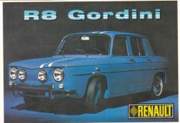 R8 GORDINI  COLLECTION RENAULT (DIL222) - Cartes Postales