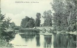 70 CHAMPLITTE-la-VILLE  Le Vieux Pont - France