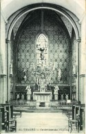 17 THAIRE  Intérieur De L'Eglise - Autres Communes