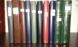 Tema Navidad. Colección De Sellos Nuevos Mundial En 10 Tomos Años 1898/1993. Muy Alto Valor De Catalogo - Sellos