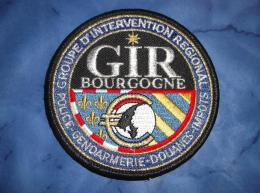 Ecusson Patch Gendarmerie Police Judiciaire Douane GIR 94 - Ecussons Tissu