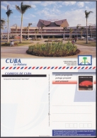 1999-EP-168 CUBA 1999. POSTAL STATIONERY. AEROPUERTO INTERNACIONAL JOSE MARTI. VISTAS TURISTICAS. UNUSED. - Storia Postale