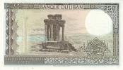 LEBANON P. 67e 250 L 1987 UNC - Liban