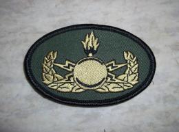 Ecusson Patch Gendarmerie NEDEX Démineur - Ecussons Tissu