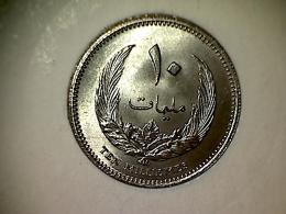 Libye 10 Millièmes 1965 TTB - Libya