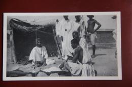 SENEGAL - A.O.F , Marchand De Sel - Sénégal