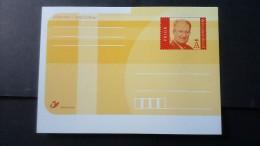 Entier Postale: Nouveau Modèle De Carte - Cartes Postales [1951-..]