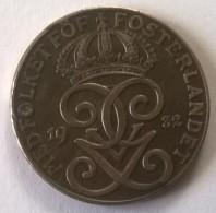2 Ore 1932 - Suède - - Suède