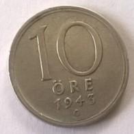 10 Ore 1943 - Suède - - Suède