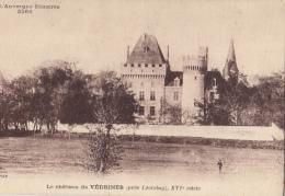 63- Pres De Leotoing ,le Chateau De Vedrines - Frankrijk