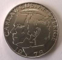 1 Kr 1978 - Suède - Superbe - - Suède