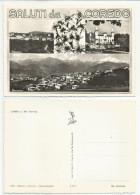 TRENTO (039) - Saluti Da COREDO (vedute) - FG/Non Vg - Trento