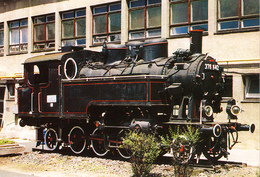 TRAIN,LOCOMOTIVE MAV 376 642 - Eisenbahnen