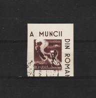 1947 - 1 Congres De L Union Syndicale Mi No 1041 Et Yv No 38A - Usado