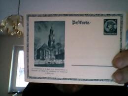 Ganzsache Ungelaufen Friederikus! 1933 - Briefe U. Dokumente