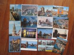 Lot De 15 Cartes De La Rochelle ( Charente Maritime ) - Cartes Postales