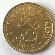 Monnaie - Finlande - 10 Pennia 1972 - Superbe - - Finlande