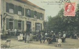 Belgique ; Halanzy, La Maison -Frontière : CREPIN-DE-CONINCK. - Belgique