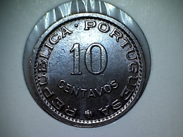 Mozambique 10 Centavos 1960 - Mozambique