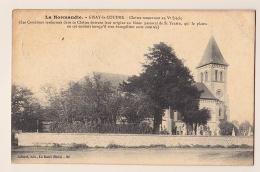 LA NORMANDIE .... GISAY-la-COUDRE .... CLOITRE REMONTANT AU Ve Siècle - Francia