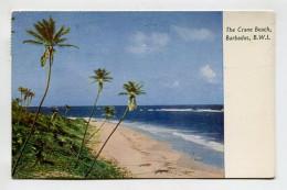 The Crane Beach, Barbados, B.W.I. - Postcards