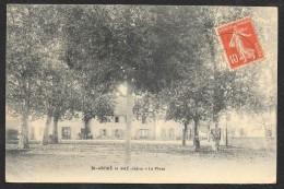 SAINT ANDRE Le GAZ La Place () Isère (38) - Saint-André-le-Gaz