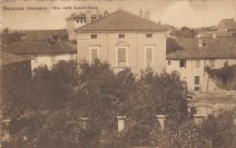 10457-ANCARANO DI SOPRA-RIVERGARO(PIACENZA)-VILLA CONTE NASALLI-ROCCA-1932-FP - Piacenza