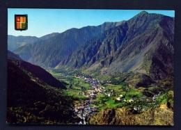 ANDORRA  -  Les Escaldes  Unused Postcard - Andorra