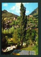 ANDORRA  -  Les Bons  Used Postcard As Scans - Andorra