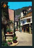 ANDORRA  -  Andorra La Vella  Roc Dels Escolls  Used Postcard As Scans (corner Creased) - Andorra