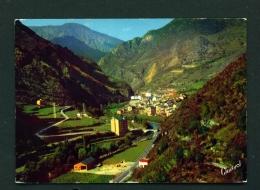 ANDORRA  -  St Julia De Loria  Used Postcard As Scans - Andorra