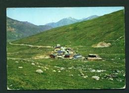 ANDORRA  -  Pas De La Casa  Used Postcard As Scans - Andorra