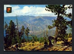ANDORRA  -  La Rabassa  Used Postcard As Scans - Andorra