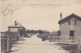 FAVEROLLES L'Arrêt - Francia
