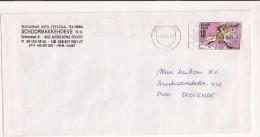 BRIEF LETTRE COB 2390 LUCKY LUKE  Alleen Op Brief  / Seul Sur Lettre - Belgium