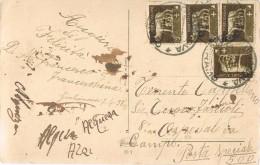 17958. Postal GIULIANOVA (Teramo) 1938. Posta Speziale - 1900-44 Vittorio Emanuele III