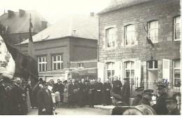 BOURLERS - CHIMAY : SUPERBE CARTE PHOTO - Messe De Prémices De L'Abbé Desaer - 1930 - Chimay