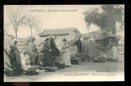 2016 05 15 Algérie Frontière Algero Marocaine Lalla Maghrnia Marché Aux Légumes Editeur Boumendil - Algeria
