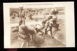 2016 05 15 Burkina, Ouagadougou, Les Tapettes Sur Les Terrasses - Burkina Faso