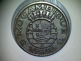 Mozambique 10 Escudos 1974 - Mozambique